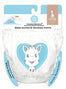 2-in-1 Swim Diaper & Training Pants Sophie Blue Heart Large