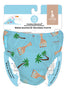 2-in-1 Swim Diaper & Training Pants Sophie Coco Blue Large