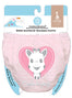 2-in-1 Swim Diaper & Training Pants Sophie Pencil Pink Heart Small