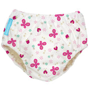 Reusable Swim Diaper Butterfly Large
