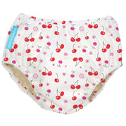 2-in-1 Swim Diaper & Training Pants Cherries Small