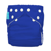 Diaper 2 Inserts Royal Blue One Size