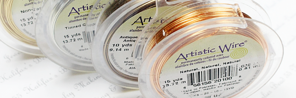 Artistic Wire, Bead 55-Halifax Beading & Jewelry Making Supplies online