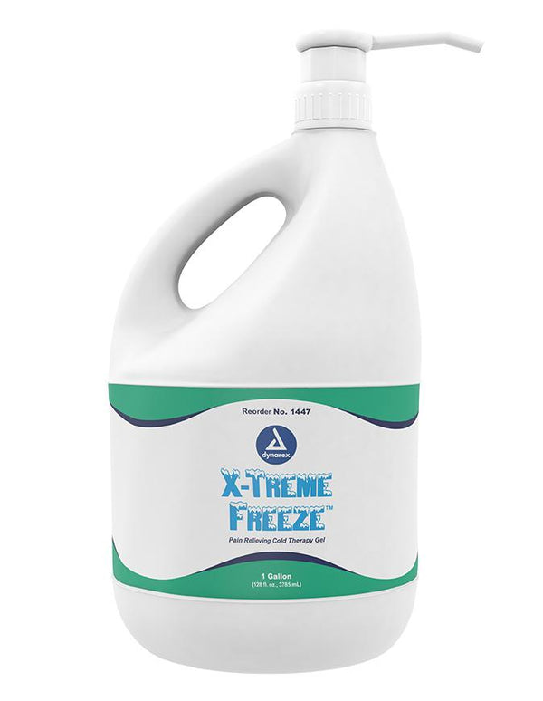Dynarex X-treme Freeze Cold Gallon therapy gel