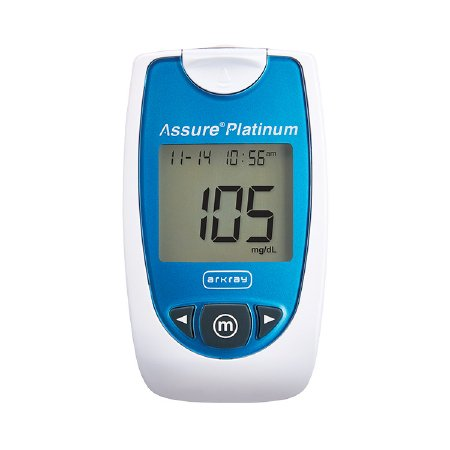 Assure® Platinum Blood Glucose Meter
