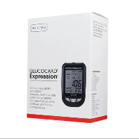Glucocard Expression Glucose Monitoring System Kit
