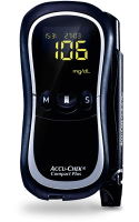 Accu-Chek Compact Plus Glucose Meter Only