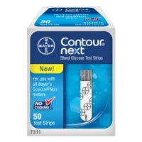 Contour Next Test Strips 50CT or 70CT