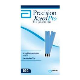 Abbott Precision Xceed Pro Test Strips 100 or 50 count