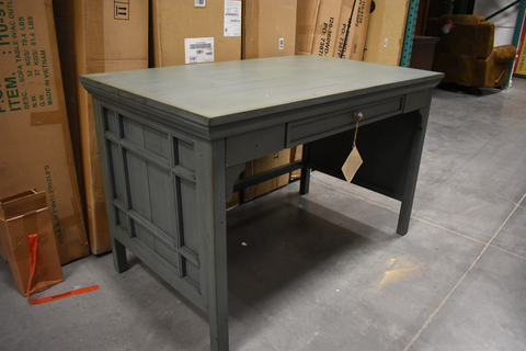 washed-teal-writing-desk