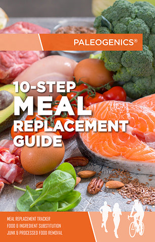 10 Step Meal Replacement Guide (ebook)