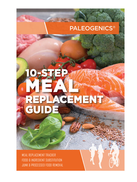 Paleogenics 10-Step Paleo Meal Replacement Guide