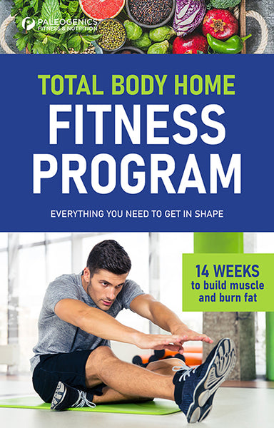 Total Body Home Fitness Program (ebook)