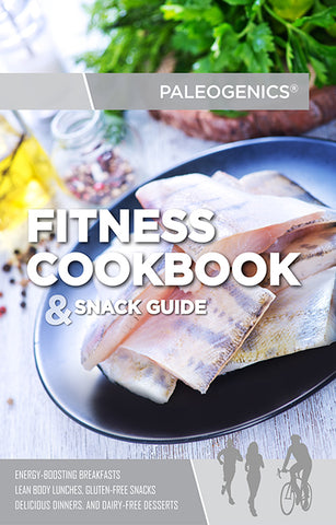 Fitness Cookbook & Snack Guide