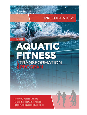 Paleo Fitness Aquatic Fitness Body Transformation Program (digital)