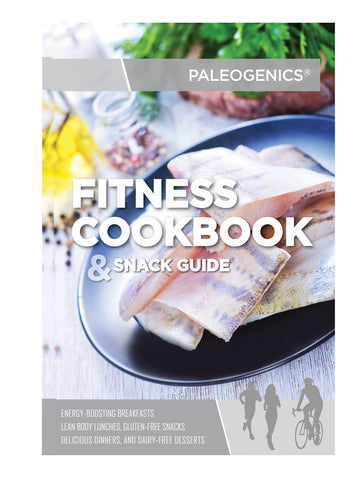 Paleogenics Paleo Fitness Cookbook & Snack Guide (digital)