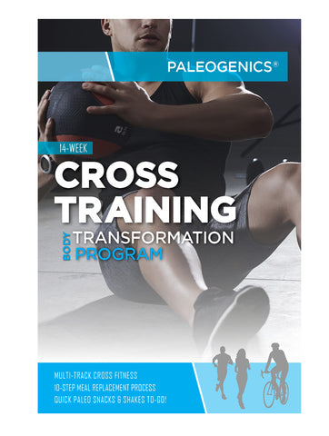 Paleo Fitness Cross Training Body Transformation Program (digital)