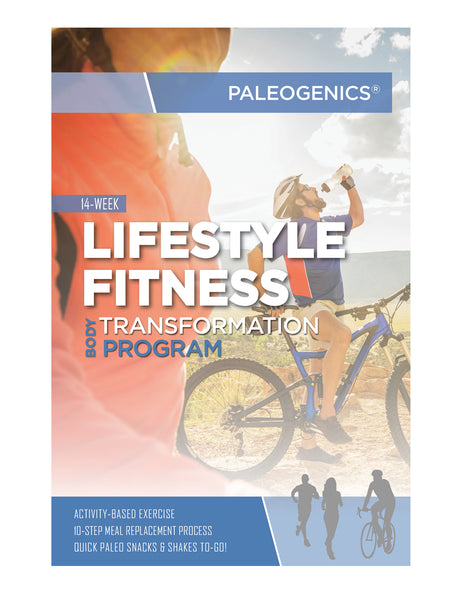 Paleogenics Lifestyle Fitness Body Transformation Program