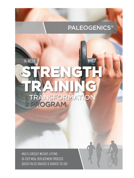 Paleogenics Strength Training Body Transformation Program