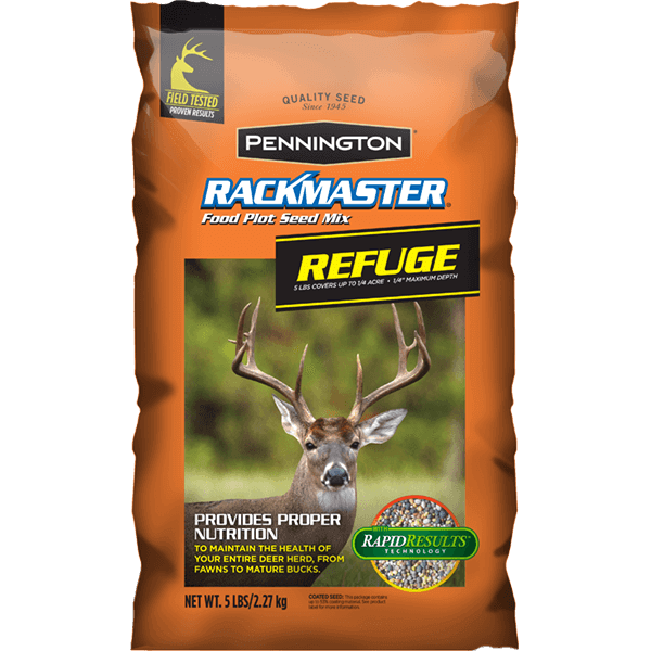Pennington Rackmaster Deer Refuge Mix 5 LB