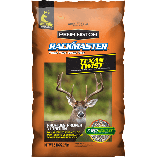 Pennington Rackmaster Texas Twist Seed Mix 5 LB
