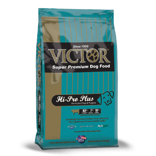 VICTOR Hi Pro Plus For Active Dogs and Puppies