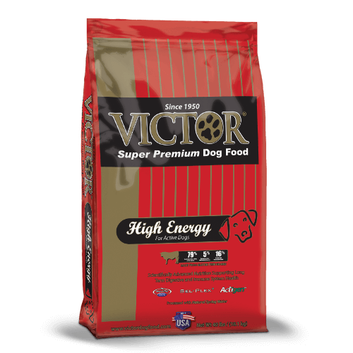 Victor High Energy For Active Dogs