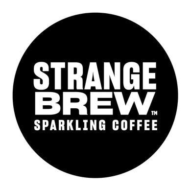 Strange Brew sparkling coffee drink