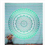 Aluna Indie Boho Mandala Tapestry / Wall Hanging Home Decor