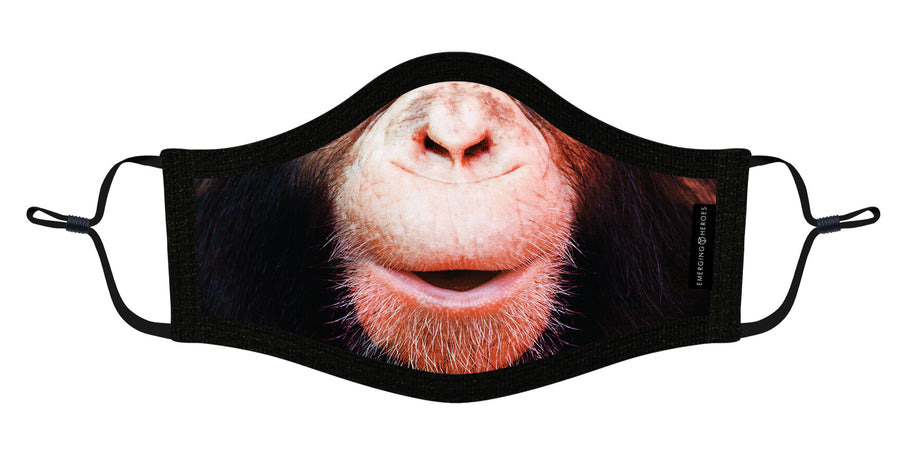 BABY CHIMP MASK