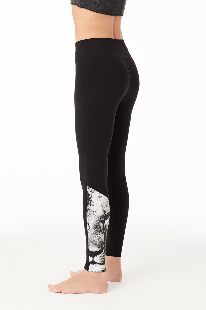 Hero Lion Legging - No Laces