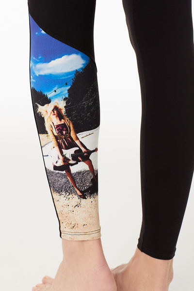Hero Rock Star Legging