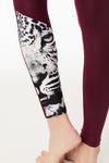 Second Skin Leopard Legging