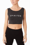 Crop Top - Spirited