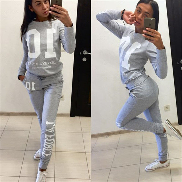 fd5d50a62e9 NEW 2018 Women's Two Piece Chill Tracksuit! – Hooded Nation