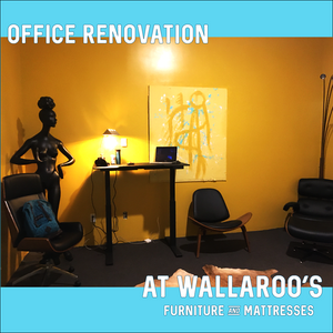 Office Renovation at Wallaroo's