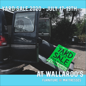 Going Back to our Roots | Yard Sale 2020 - July 17-19th !!!