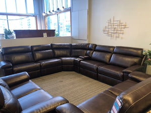 Angie Reclining Sectional