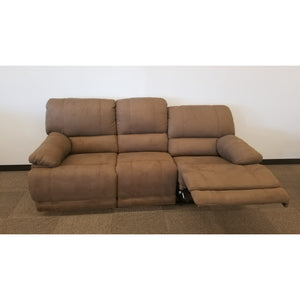 The Brown Monaco Supermicrofiber Reclining Set