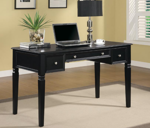 Constance Writing Desk With Outlet