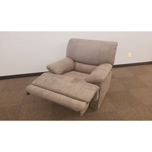 The Grey Monaco Supermicrofiber Reclining Set