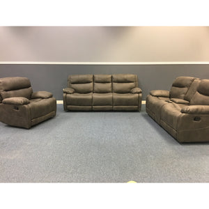 The Jaden Grey Reclining Set