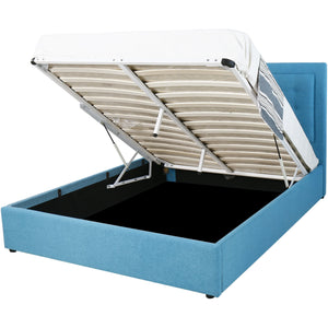 Blue Monrovia Storage Bed