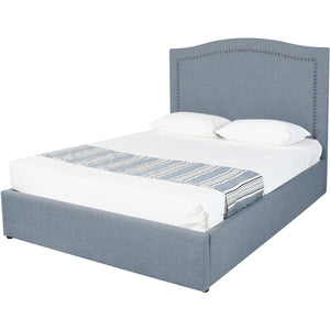 Mid Grey Natasha Storage Bed