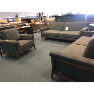 Dark Grey Soma Living room Set