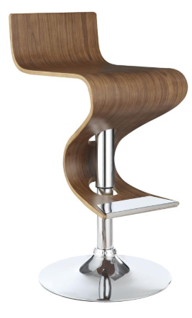 S Curve Bar Stool
