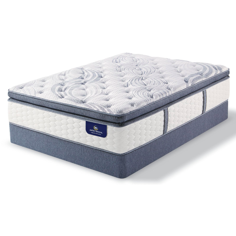 Serta Perfect Sleeper Luxury Hybrid Glenmoor Super Pillow Top