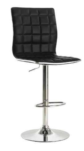 Waffle Adjustable Bar Stool