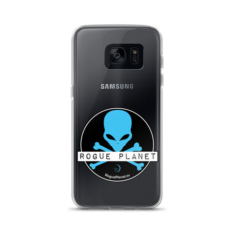 Rogue Planet Skull Samsung Case