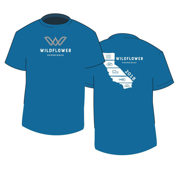 Special Post Event Offer: Finisher Shirts - All Run Events/Generic Wildflower Experience - Women's